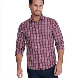 UNTUCKit Chevalier long sleeve casual Shirt